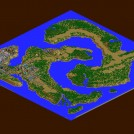 Glorioso - TOMG-C1 - SimCity 2000 Preloaded City
