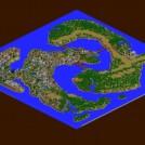 Glorioso - TOMG-C2 - SimCity 2000 Preloaded City