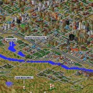 SimCity 2000 Scenario Hollywood, California