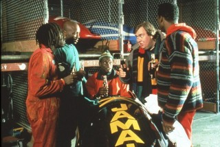 John Candy in Cool Runnings - Jamaican Bobsled Team