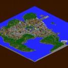 La Isle - SimCity 2000 Preloaded City