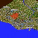 SimCity 2000 Scenario Malibu, California