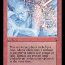 Mana Clash from The Dark
