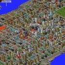 SimCity 2000 Scenario Manhattan, New York