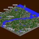 New Monroe Bay - SimCity 2000 Preloaded City