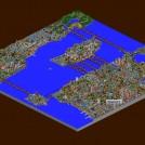 New York City - SimCity 2000 Preloaded City