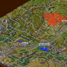 SimCity 2000 Scenario Oakland, California