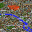 SimCity 2000 Scenario Paris, France