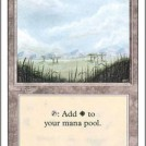 Plains from Revised Edition