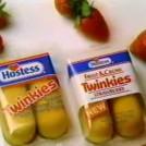 Retro Twinkie Commercial Freeze Frame