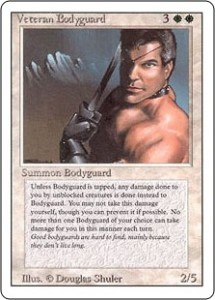 Revised Edition Veteran Bodyguard