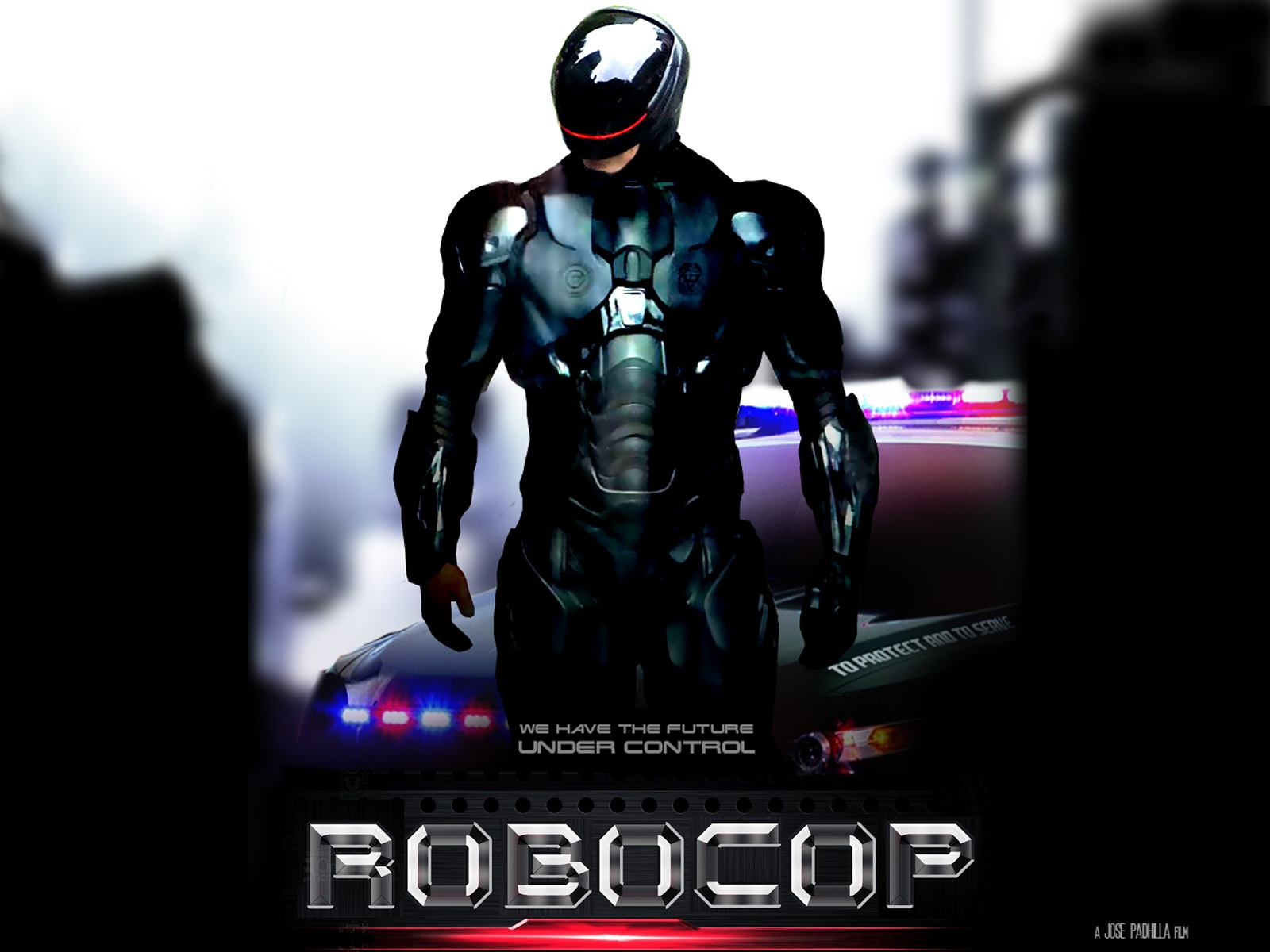 2 <b>Robocop</b> HD <b>Wallpapers</b> | <b>Backgrounds</b> - <b>Wallpaper</b> Abyss
