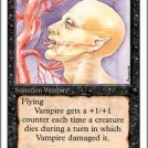 Sengir Vampire from Revised Edition