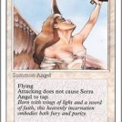 Serra Angel from Revised Edition