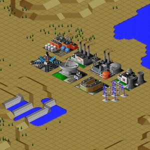 SimCity 2000 Power Plant Options