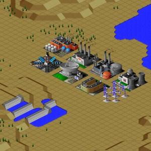 SimCity 2000 Power Plant Options