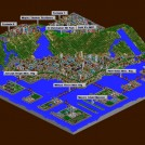 St. Christopher - SimCity 2000 Preloaded City