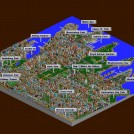 Sydney, Australia - SimCity 2000 Preloaded City