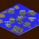 The Bahamas - SimCity 2000 Preloaded City
