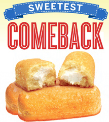 Twinkies the Sweetest Comeback in the History of Ever