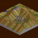 Volcano - SimCity 2000 Preloaded City