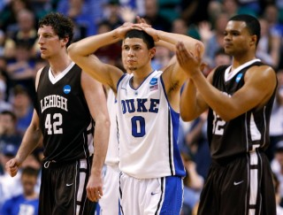 Lehigh University beat Duke