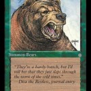 Balduvian Bears from Ice Age