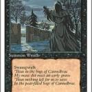 Bog Wraith from Fourth Edition