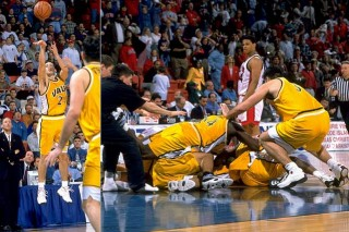 Bryce Drew 1998 Buzzer Beater for Valpo over Mississippi