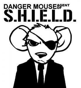 Danger Mouse Agent of S.H.I.E.L.D.