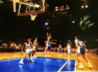 Duke's Christian Laettner with The Shot to beat Kentucky