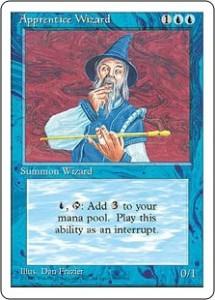 Fourth Edition Apprentice Wizard