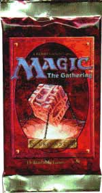Fourth Edition Booster Pack - Magic the Gathering