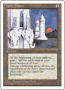 Fourth Edition Ivory Tower