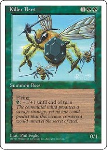 Fourth Edition Killer Bees
