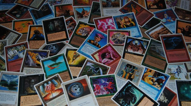 Fourth Edition Magic the Gathering Cards