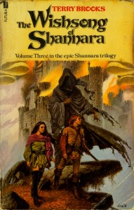 The Wishsong of Shannara Book Cover
