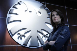 Agent Maria Hill in Captain America: The Winter Soldier