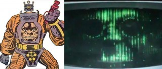 Arnim Zola as the Man in the Machine makeover