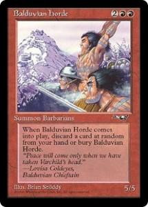 Balduvian Horde from Alliances