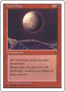 Blood Moon from The Dark reprinted in Chronicles
