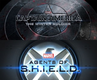 Captain America The Winter Soldier and Agents of SHIELD