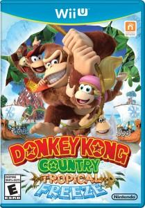 Donkey Kong Country Tropical Freeze Box Art