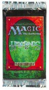 Homelands 8-card Booster Pack