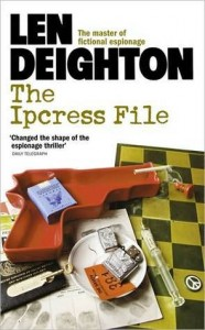 Another Alternate Cover for The IPCRESS File by Len Deighton