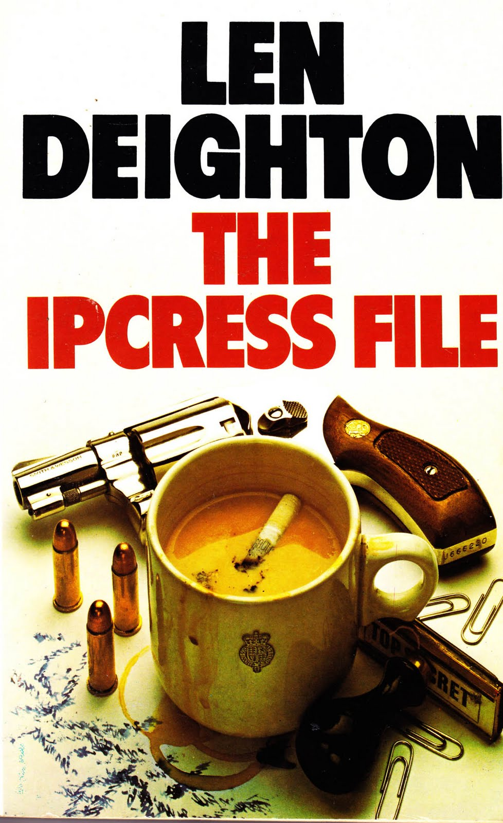 Quot The Ipcress File Quot By Len Deighton Is A Masterpiece Of Spy
