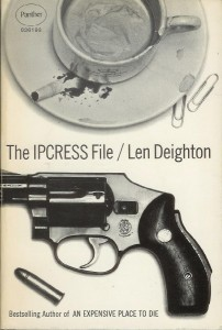 Cover for The IPCRESS File by Len Deighton