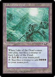 Lake of the Dead from Alliances