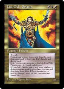 Lim-Dûl's Paladin from Alliances