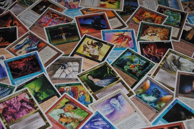 Magic the Gathering Chronicles Set